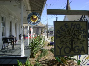The Mockingbird Cafe: My Bay St. Louis Breakfast Nook