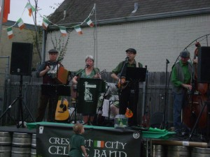 The Crescent City Celtic Band (At Least For One More Day!)