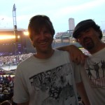 Todd And I Finally See Paul McCartney At Wrigley Field In 2011, 20 Years After Senior Year