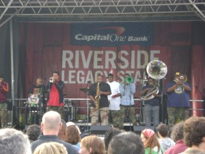 The 'Smoky' Soul Rebels Brass Band