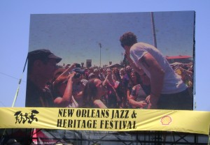 Jazzfest2013 Revivalists In Crowd