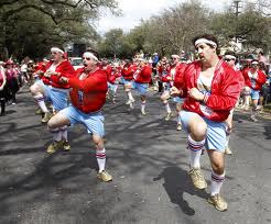 610 Stompers On Parade