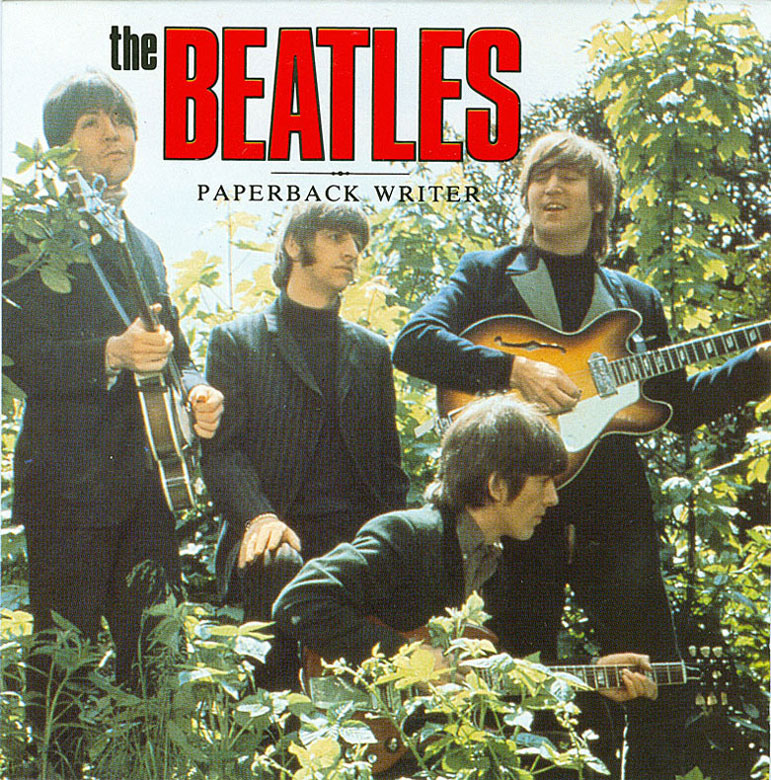 paperback writer beatles Learn how to play paperback writer by the beatles with this free note-for-note video guitar lesson from guitarlessons365 no tab reading required.