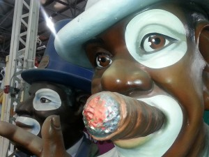 Images From the Krewe of Zulu Can Be Shocking To The Uninitiated