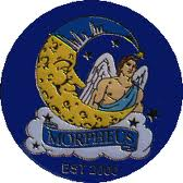 Morpheus patch blue