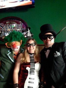 Government Clown, Girls Rock, and The Penguin