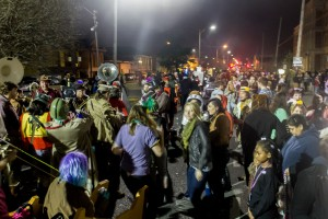 Crowd at Chewbacchus