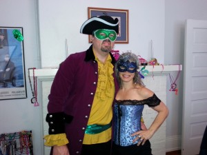 Pirate Captain & Krewe