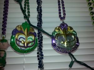 Endymion Medallions From Mardi Gras 2000