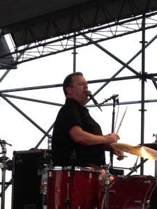 Fred LeBlance of Cowboy Mouth