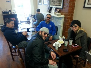 The Crew At Krewe du Brew