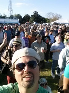 My One Day At French Quarter Festival