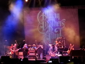 John Popper Joins The Allman Brothers For An Encore
