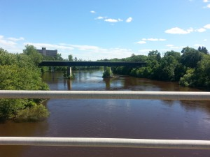 Barely Notice River Runs Through Brainerd