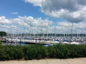 Lake City Marina: No Time To Linger