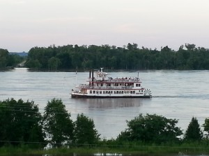 The Last Riverboat Out Of Town?