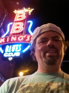 Walking In Memphis...With My Feet 10 Feet Off Of Beale