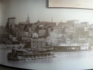 Vicksburg Past (Lower Mississippi River Museum)