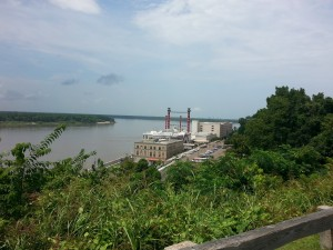 River Casino Below Vicksburg Taking Advantage of the River's Return