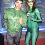 SPD 3.17.13 Frenchman Street Green Lanterns